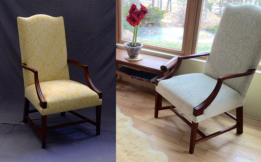 New Tables & Seating | J.S.Roberts Furniture Maker & Carver GG37